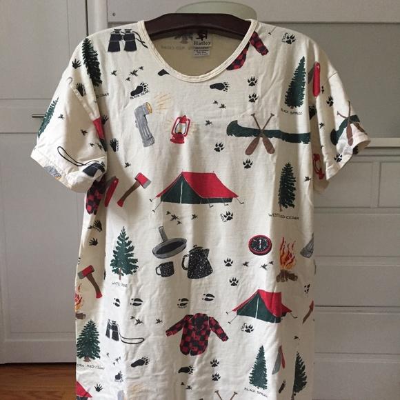 85935c9199 Hatley Other - Hatley Camping Nightshirt